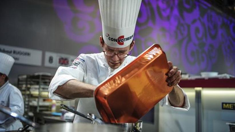 Bocuse d'Or: Schneiden, hacken, kochen, braten