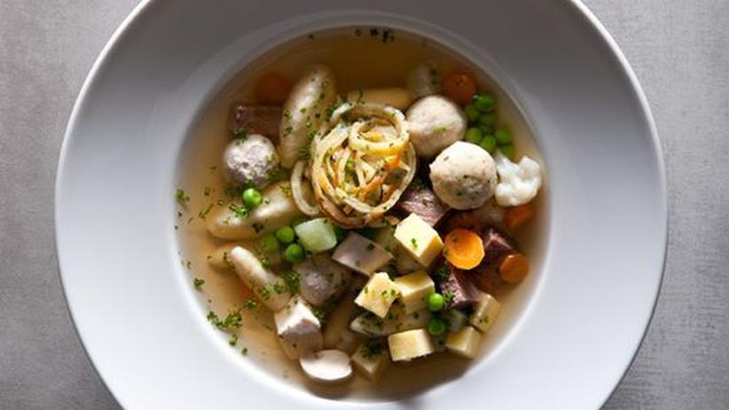 Deutsche Küche: Eine Suppe für ein ganzes Liebesleben