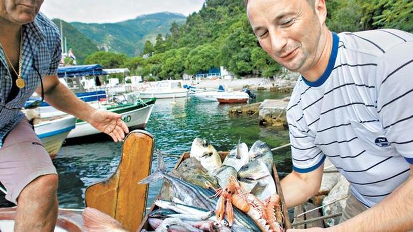 Restaurant in Kroatien: In der Zwickmühle
