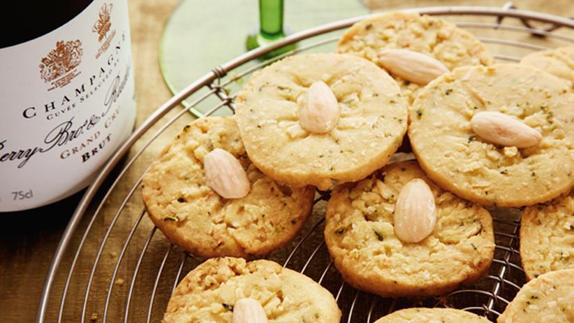 Serie Wochenmarkt: Kekse zum Champagner