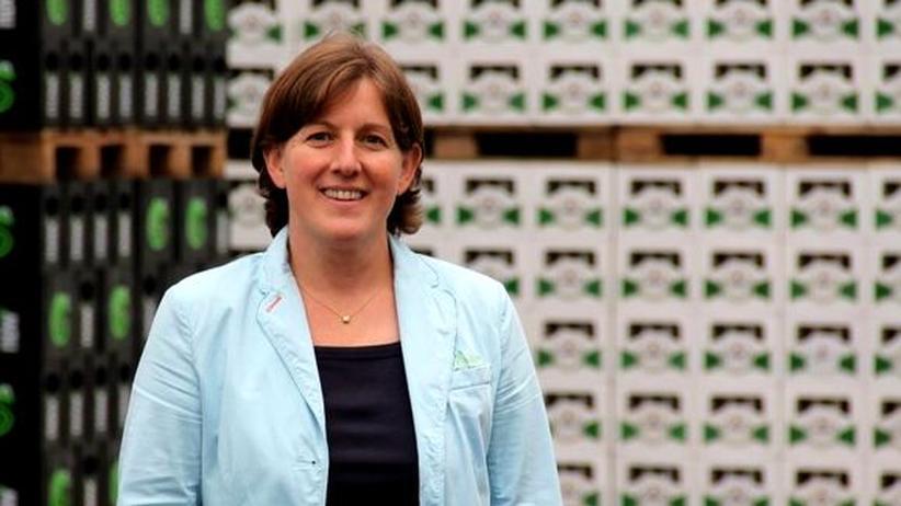 Die Kogeschäftsführerein Susanne Horn