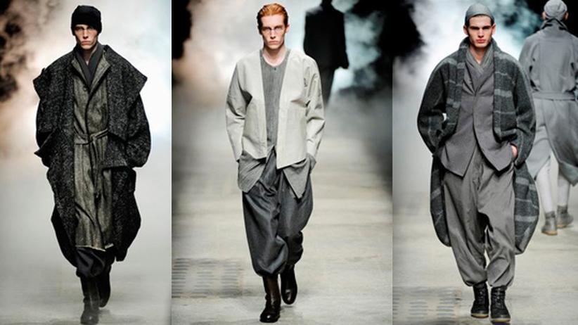 Männermode: Damir Domas aktuelle Winterkollektion 2010