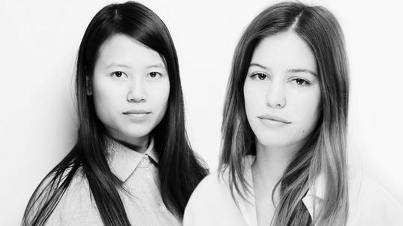 Berlin Fashion Week: Kaschmir und Plastikplanen