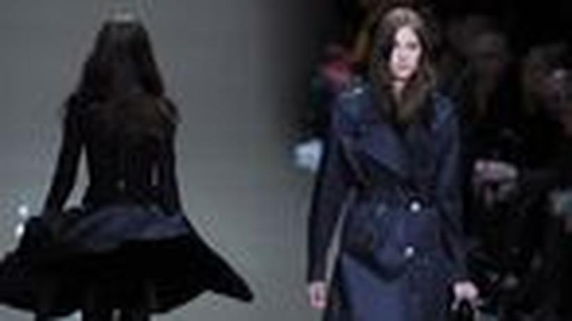 London Fashion Week : Mode in 3D