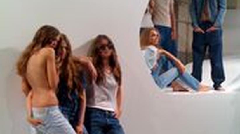 Calvin Klein in Berlin: Kein Meister weit und breit