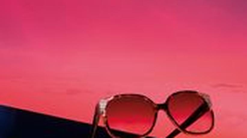 Stilkolumne: Diese Gläserform geht immer. Allerdings nicht unbedingt für jeden: Sonnenbrille von Dior, 205 Euro