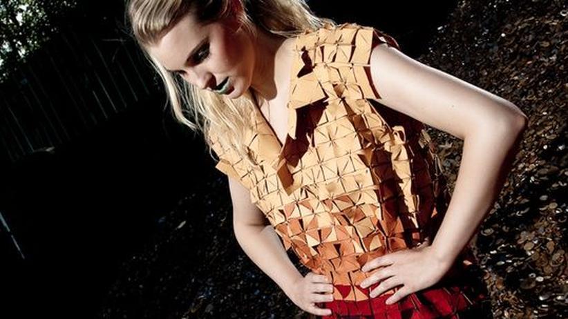 Nachhaltige Mode: Kein bisschen Stoff zu viel