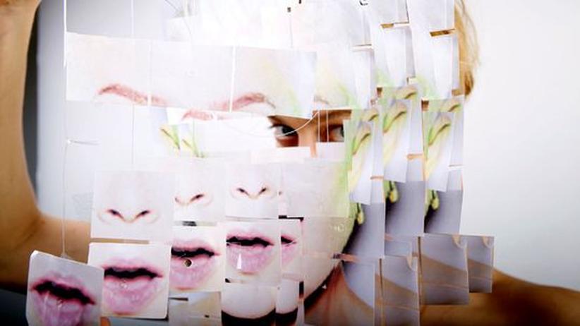 Mode von Lucy McRae: Die Popsängerin Robyn aus der Sicht von Lucy McRae