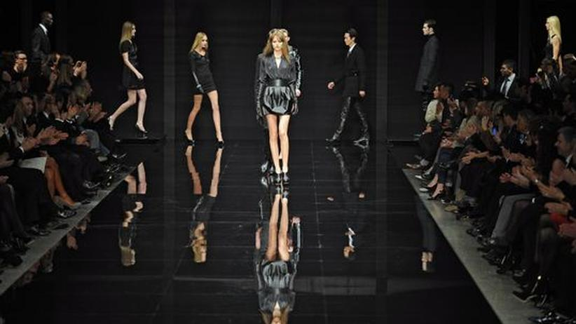 Fashion Week Berlin 2011: Hugo Boss, auf Linie getrimmt