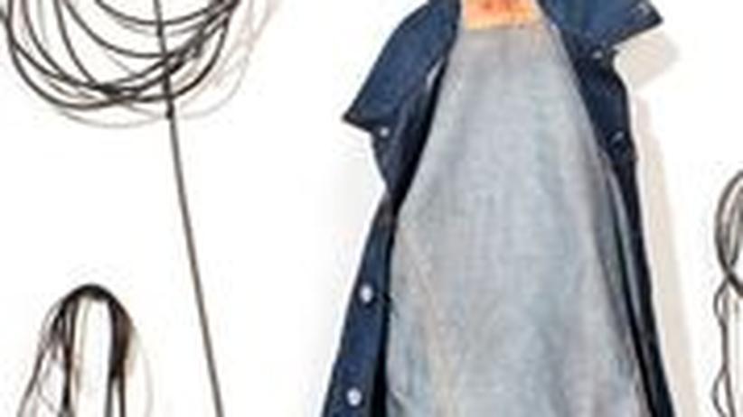 Stilkolumne: Jeansjacke aus umweltschonender Produktion von Levis, circa 110 Euro