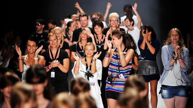 Designer in Berlin: Der Traum vom großen Modegeschäft
