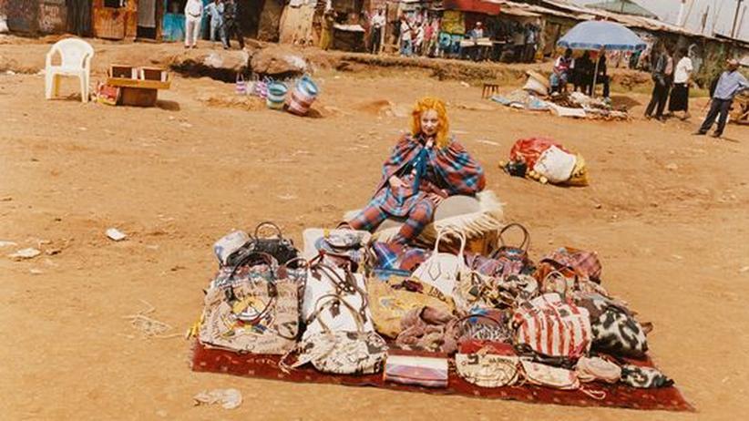 Vivienne Westwood: Es sieht gut aus in Afrika