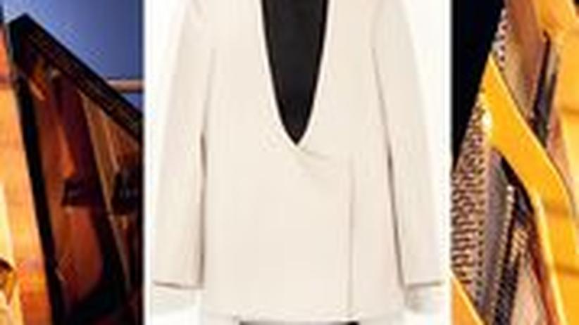 Stilkolumne: Damen-Smoking von Stella McCartney, 1395 Euro