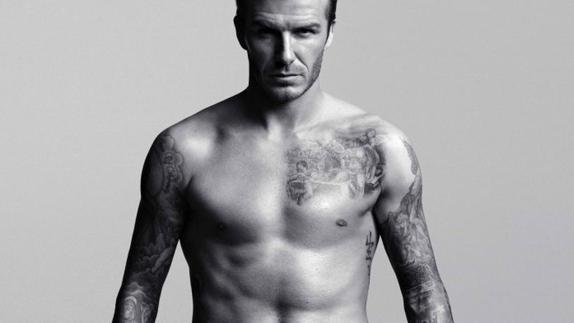 Gesellschaftskritik: David Beckhams Gespür für Unterwäsche