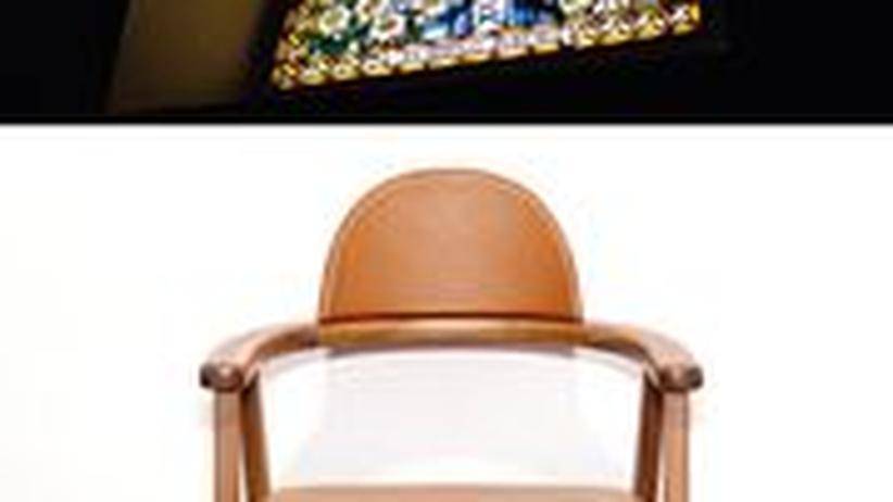 """Stilkolumne: Stuhl von Enzo Mari für Hermès """"La Maison"""", 4500 Euro"""