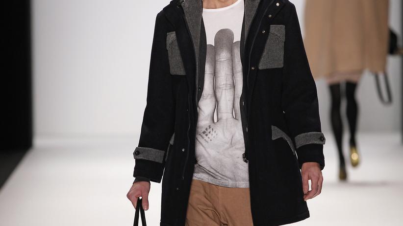 Berlin Fashion Week: Ran an den Mann!