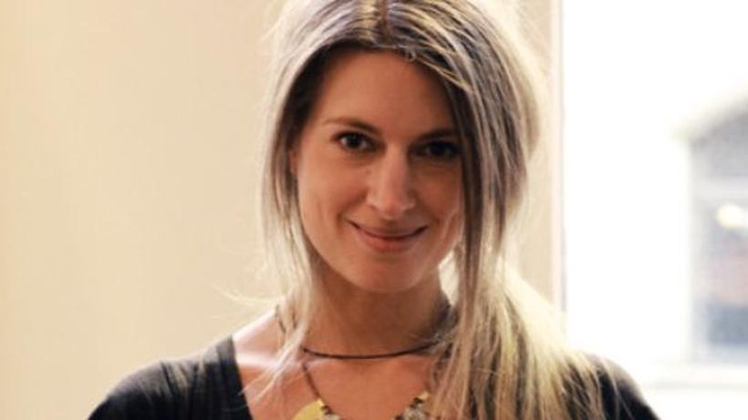 Modeautorin Sarah Harris Sarah Harris Zeit Online