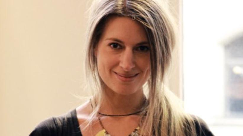 Modeautorin Sarah Harris: Sarah Harris