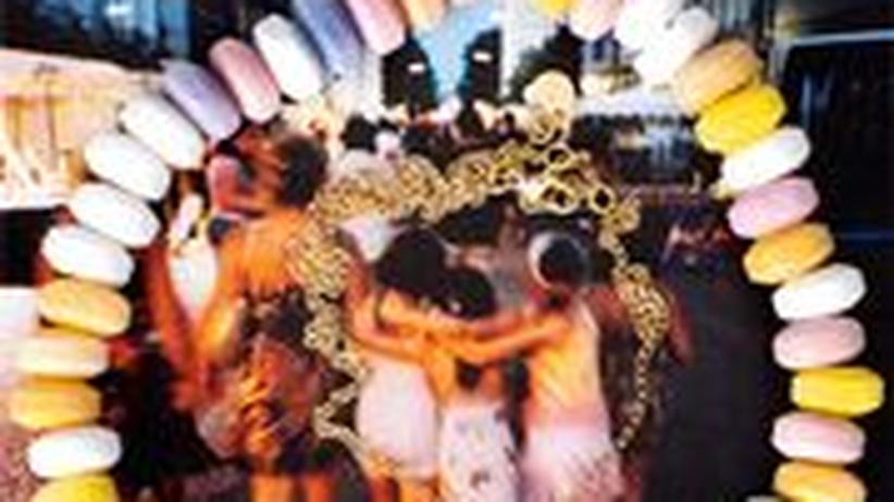 Stilkolumne: Goldbärchen für Goldkinder