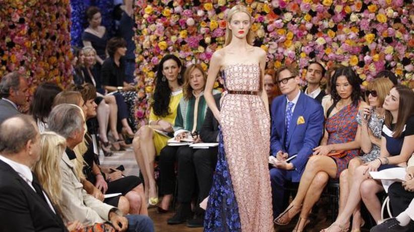 Haute Couture Paris: Exklusiver geht's nimmer
