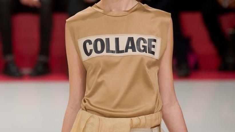 London Fashion Week: Freies Assoziieren über Schlangenleder