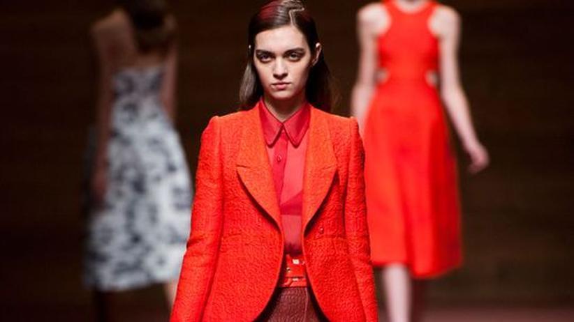 """Fashion Week Paris: """"Das verkauft sich schneller als Lippenstift"""""""