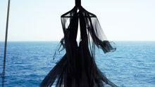 Kleid von Saint Laurent Paris