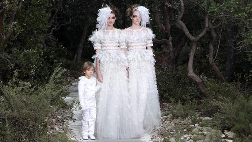 Chanel Haute Couture: Karl Lagerfelds Bräute