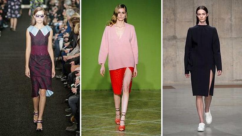 Fashion Week : Halber Rock, volle Wirkung