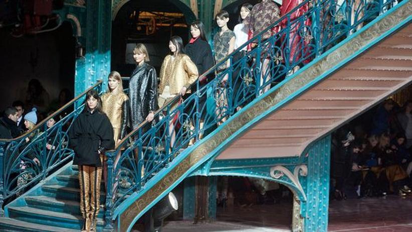 Fashion Week : Paris senkt die Preise