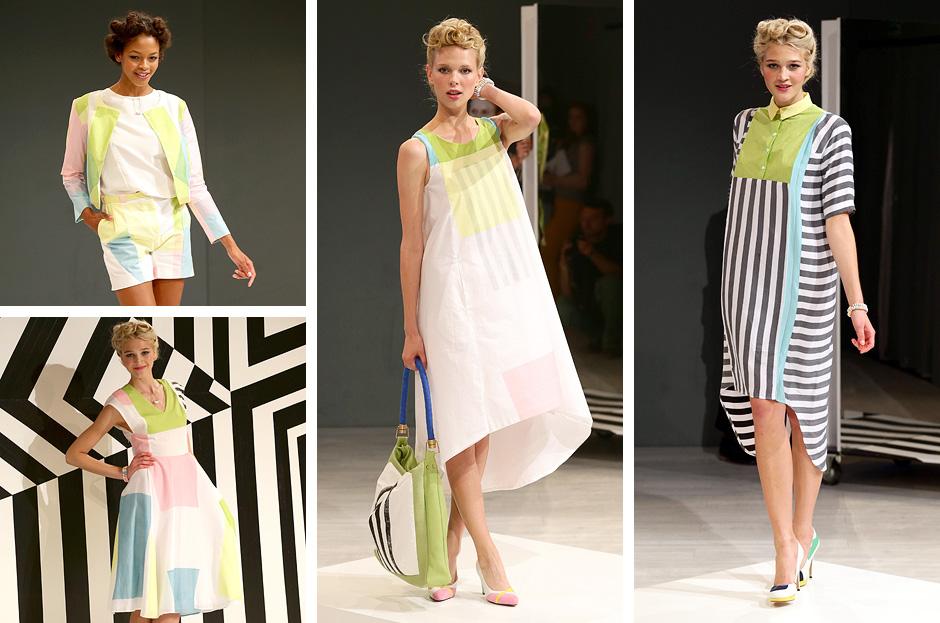 Berlin Fashion Week Gebt Dem Sommer Farbe Seite 7