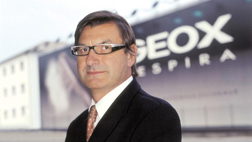 Geox-Schuhe: Der Schweißtreiber