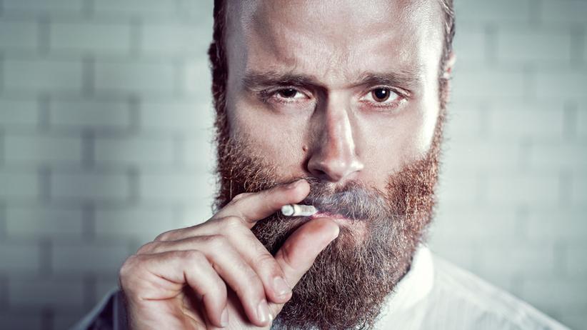 Bartpflege: Der moderne Mann braucht also Bart, um Wildheit und Lässigkeit zu demonstrieren.