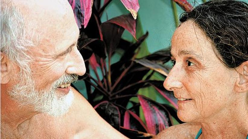 Psychologen: Das Psychologen-Ehepaar Barash und Lipton erforscht die Untreue.