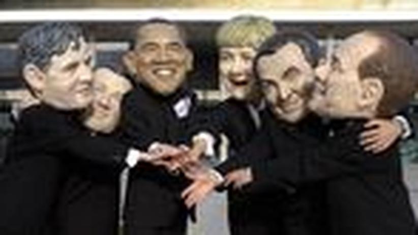 Politik und Banken: Ein Schauspiel der Ohnmacht