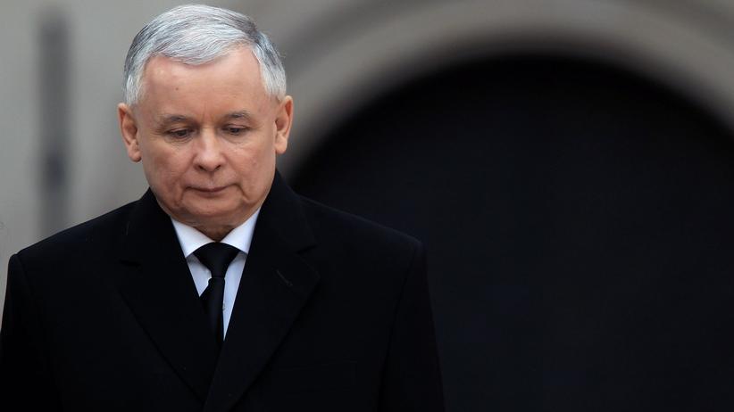 Polen : Wahlkampf mit dem toten Bruder