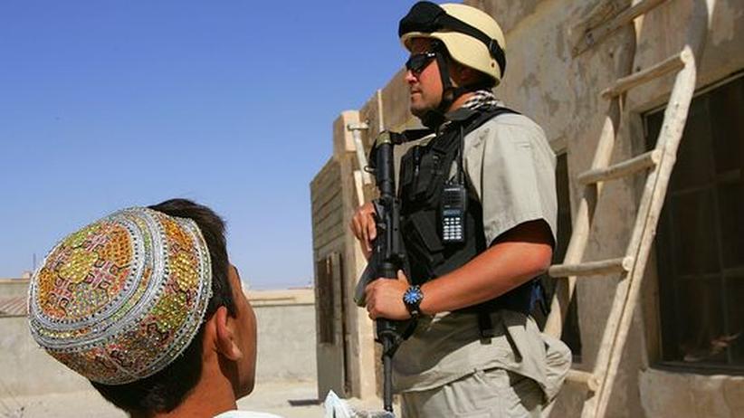 Lashkar Gah in der Provinz Helmand