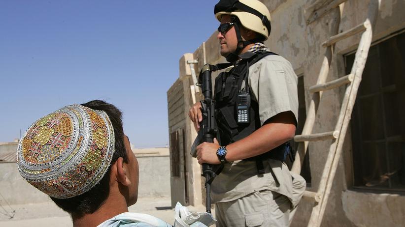 Söldner in Afghanistan: Schmarotzer des Krieges