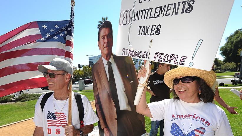 US-Kongresswahlen: Amerikas Wähler misstrauen dem Staat