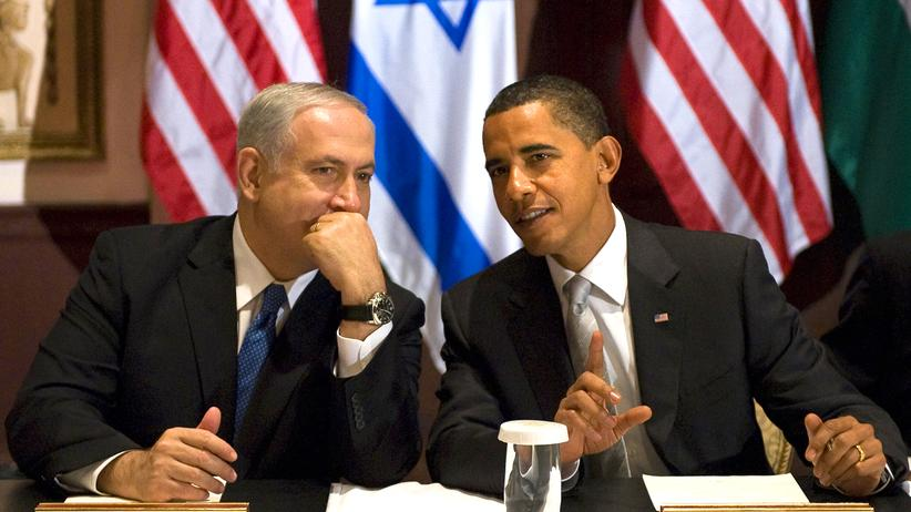 Nahost-Konflikt: Obamas vergeblicher Liebesbeweis
