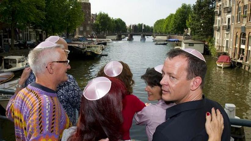 Niederlande Juden Zukunft