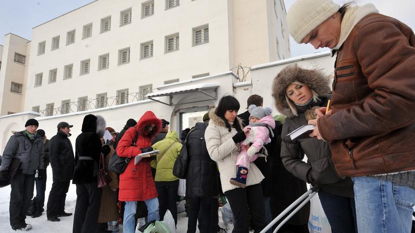 Diktatur: Weißrussland – Terror vor unserer Tür
