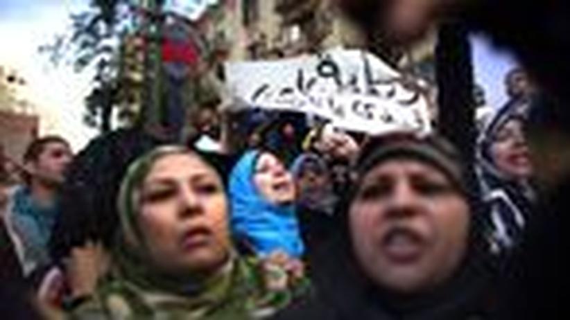 Nordafrika: Wie die Revolution unser Weltbild wanken lässt
