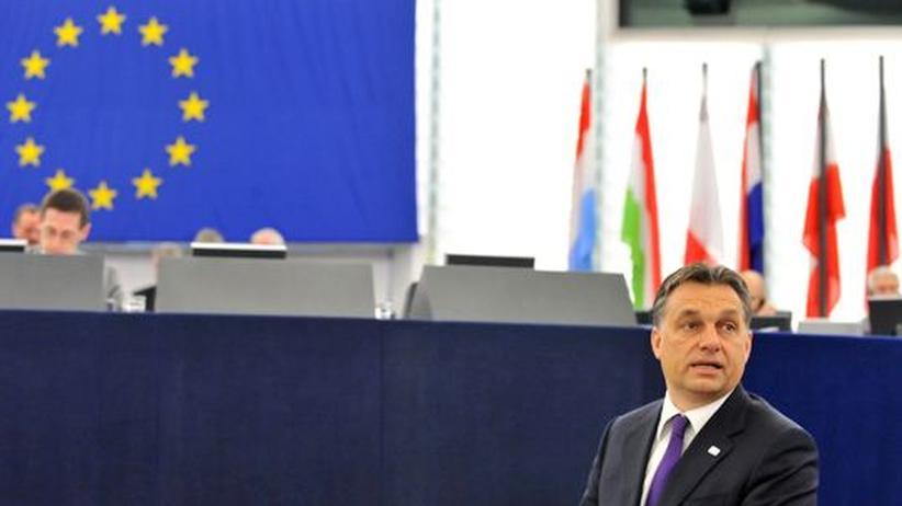Pressefreiheit: Ungarns Komplizen