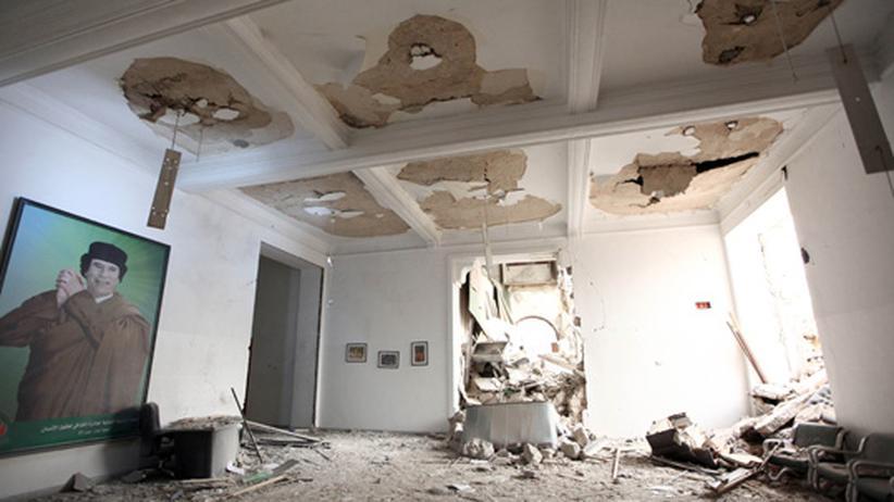 Libyen-Einsatz: Mit gebremster Macht