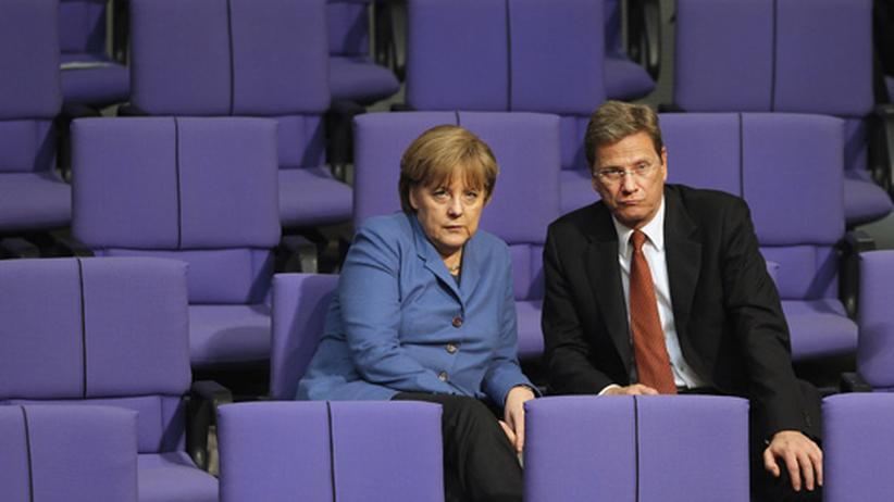 Bundesregierung: Europa wird zur Schicksalsfrage der Bundesregierung