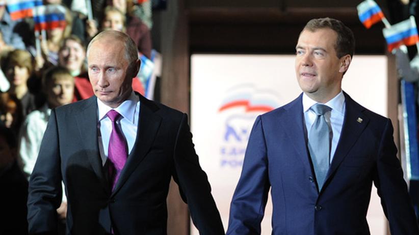 Präsidentschaftskandidatur: Eine Chance für die russische Zivilgesellschaft