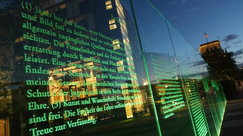 Verfassungsreform: Wir brauchen kein EU-Plebiszit