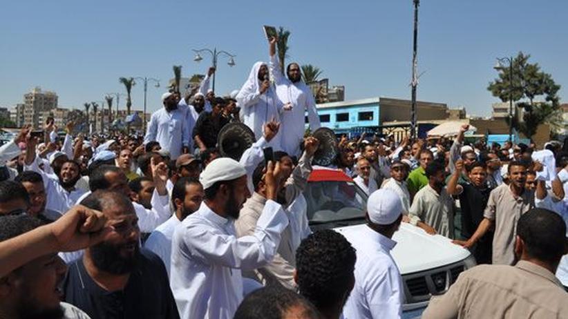 Intervention in Syrien: Triumphiert der Islam?