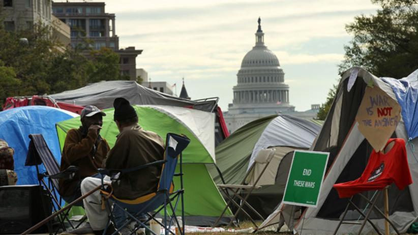 Protest: Occupy sollte ägyptischen Aktivisten helfen